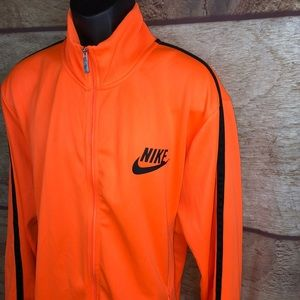 Nike zip up jacket men's size 3xl